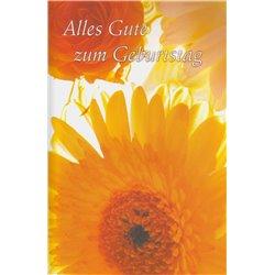 CD Card: Alles Gute zum Geburtstag