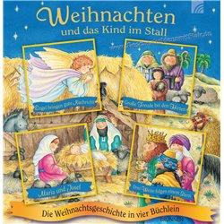 Weihnachten und das Kind im Stall