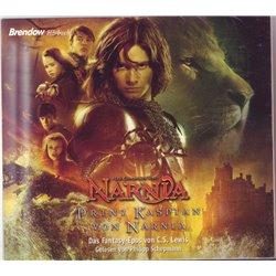 Hörbuch: Die Chroniken von Narnia - Prinz Kaspian von Narnia