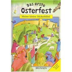 Das erste Osterfest - Stickerbuch